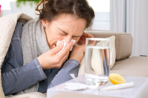 сезонного гриппа