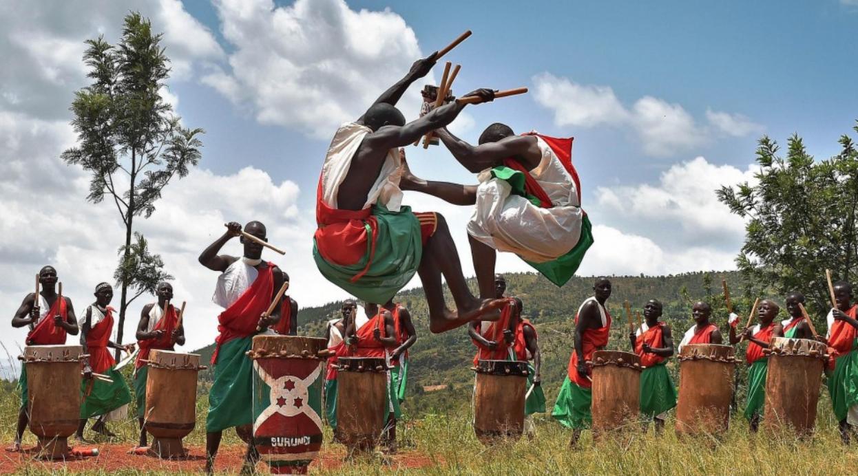 Республика Бурунди - Телемедтревел